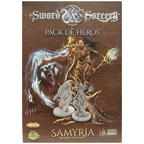 Sword & Sorcery – Confezione di eroi Samyria – Versione francese