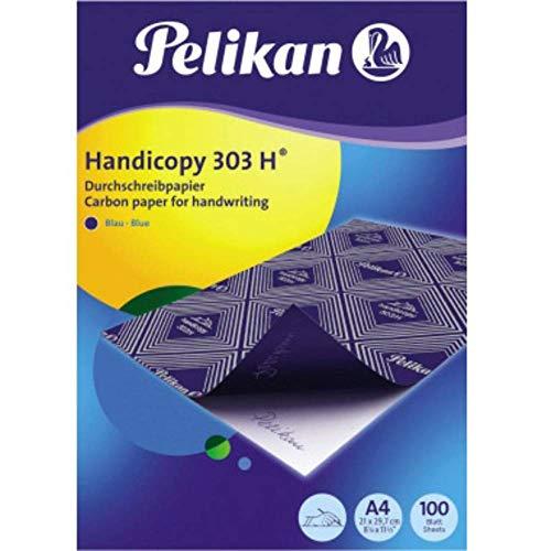 Pelikan Blaupapier handicopy A4 Blau 100 Blatt