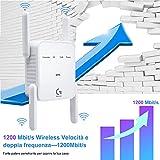 Immagine 1 gobran ripetitore wifi wireless 1200mbps