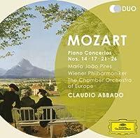 Duo-Mozart: Piano Concertos Nos. 14 17 21 & 26