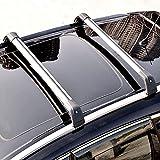 Para Volvo XC60 2013 2014 2015 Portaequipajes De Techo Barras Transversales De Coche Baca Porta Equipaje AleacióN De Aluminio Barras Laterales Rieles Cruzados Rack De Techo