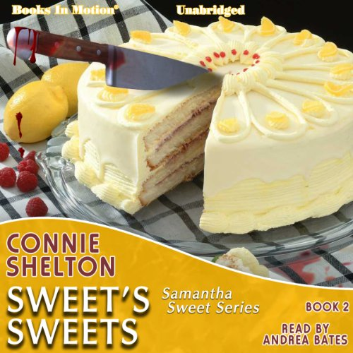 Sweet's Sweets audiobook cover art