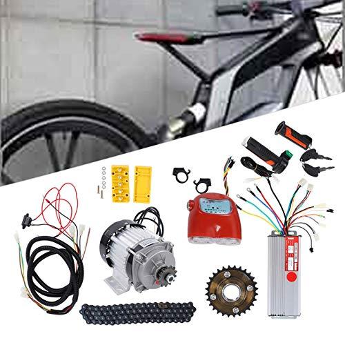 Kit di conversione bici elettrica, conversione ebike per adulti, kit motore brushless DC 48V 800W, per kit di conversione motore fai-da-te