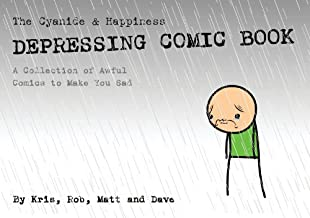 The Cyanide & Happiness Depressing Comic Book (Cyanide & Happiness)
