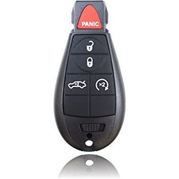 NEW 2009 Chrysler 300 Keyless Entry Remote Key Fob 4BTN Free Program Instructions