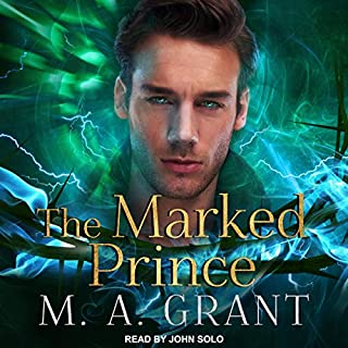 The Marked Prince cover art