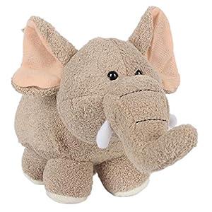 Boosns Felpa Hipopótamo /Elefante Mini Peluches Muñeca Muñecas Infantiles 20 cm (Elefante, 20 cm)