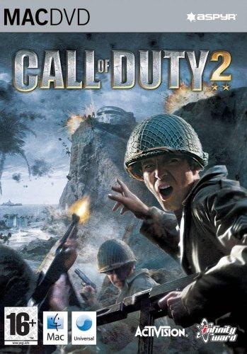 Call Of Duty 2 (Mac) [Importación inglesa]
