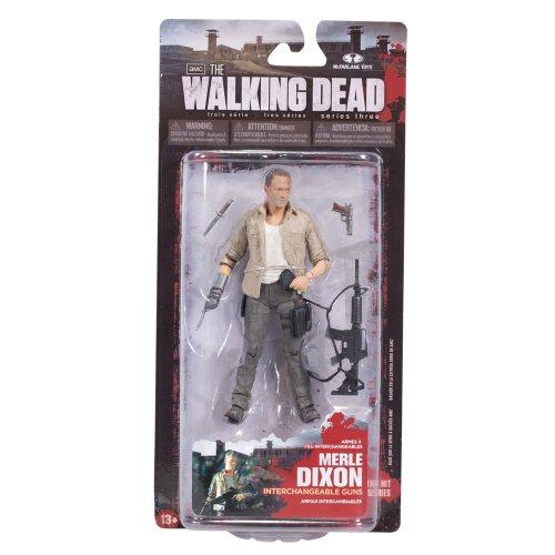 Walking Dead The Action Figure di Merle Dixon, dalla 3° Serie