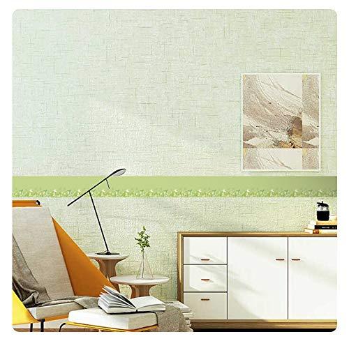 setecientosgramos Cenefa Decorativa Auto-Adhesiva | Decoración de Pared | Hogar-Cocina-Baño-Dormitorio | 5 m x 15 cm | GreenCamp