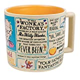 Roald Dahl Coffee Mug - Famous Characters and Quotes - Comes in a Fun Gift Box