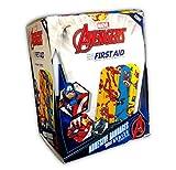 Marvel Avengers Bandages 100CT, 3/4'x3' (Ironman, Captain America, Black Panther)