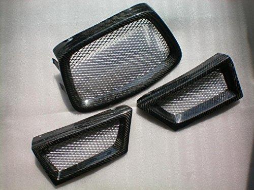 Carbon Fiber Grilles