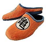 Zapatillas Kanji Kame inspiradas en Dragon Ball cómodas casa Goku (Numeric_40)
