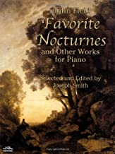 Favorite Nocturnes and Other Works for Piano (Dover Music for Piano)