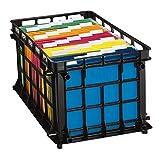 Pendaflex - ESS27570 File Crate, Black, 1 Crate (27570)...
