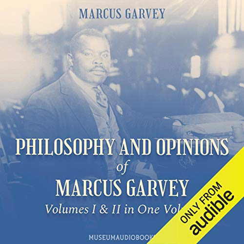 『Philosophy and Opinions of Marcus Garvey』のカバーアート
