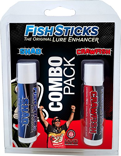 Fish Sticks KVD Lure Enhancer Freshwater Combo Pack