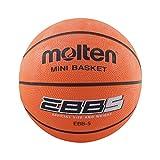Molten EBB - Balon de Baloncesto Amateur, Hombre, Naranja, Talla 7