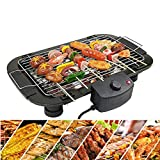 Smokeless Grill, 1500W Electric ...