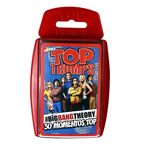 Eleven Force Top Trumps The Big Bang Theory (81717), Multicolor, Ninguna (1)