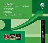 Bach:2/3 et 4 Orgues Concertos