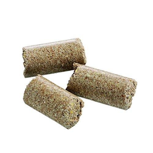Monties Pferdeleckerlis, Apfel-Sticks, Gepresst, Größe ca. 4,5 cm Durchmesser, Knabber-Sticks, 700 g
