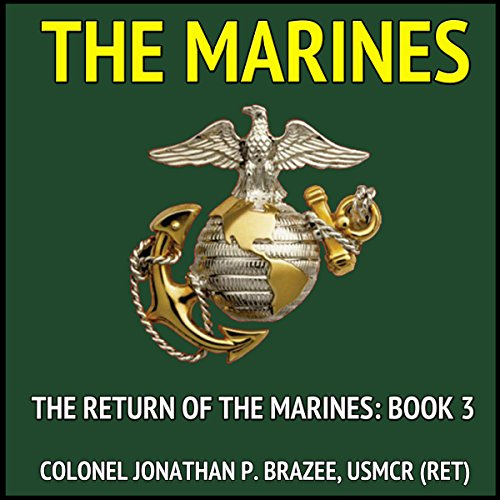 The Marines audiobook cover art