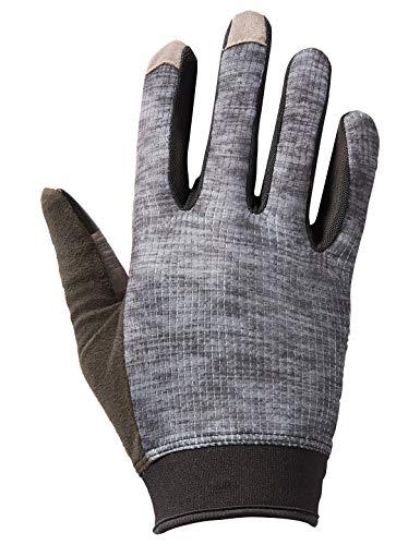 VAUDE Herren Handschuhe Men's Dyce Gloves II, Fingerspitze zur Touchscreen-Bedienung, black, 7, 404700100700