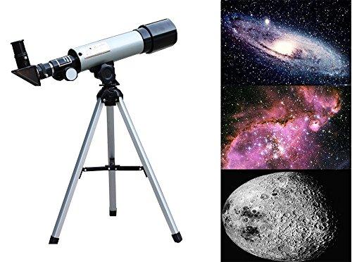 G-Anica® Telescopio Astronomico con Trípode