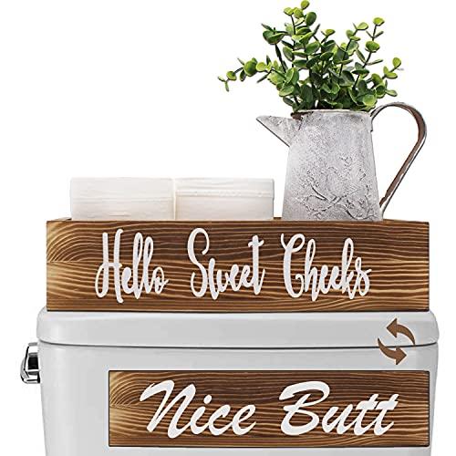 Top 10 best selling list for wooden heart toilet paper holder
