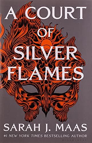 A Court of Silver Flames (A Court of Thorns and Roses, 5)