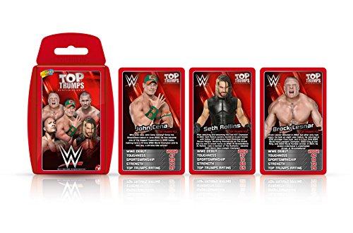 Winning Moves WWE Top Trumps-Kartenspiel