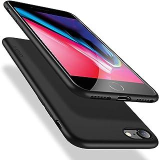 X-level iPhone SE 2020 Case,iPhone 8 Case,iPhone 7 Case Ultra Thin Soft TPU Back Cover Phone Case Matte Finish Coating Gri...