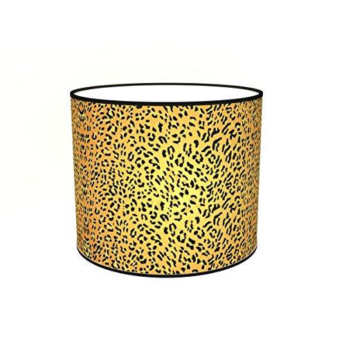 Abat-jours 7111303417662 Imprimé Pinto Lampadaire, Tissus/PVC, Multicolore