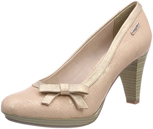 bugatti Damen 411281745900 Pumps, Pink (Rose), 38 EU