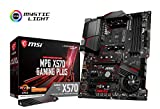 MSI Mpg X570 Gaming Plus - Placa Base (Chipset AMD X570, DDR4, Audio Boost, Intel Lan,...