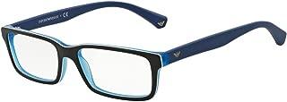 Armani EA3061F Eyeglass Frames 5392-55 - Topaz...