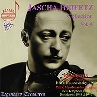 Legendary Treasures - Jascha Heifetz Collection, Vol.4 [IMPORT] by Jascha Heifetz (2004-06-22)