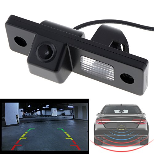 ePathChina® Caméra de recul arrière CCD HD pour Chevrolet Epica/Lova/Aveo/Captiva/Cruze/Lacetti