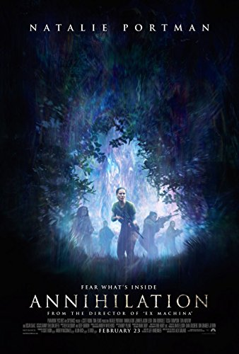 Poster Annihilation Movie 70 X 45 cm