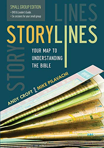Storylines DVD with Leader's Guide: Your Map to Understanding the Bible