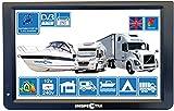 Cocina DE Barco Camper Caravan 12 Pulgadas LED Digital HD TV DVB-T2 para TV en Abierto en Toda Europa. USB 12V 240V PVR y Reproductor Multimedia, CCTV HDMI de Unispectra® (TV)