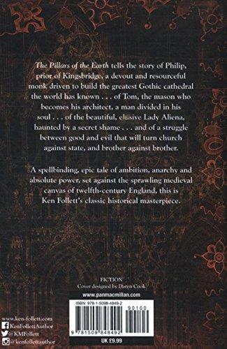 The Pillars of the Earth (The Kingsbridge Novels)
