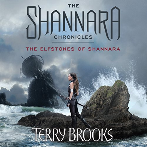 The Elfstones of Shannara cover art