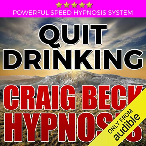 Quit Drinking: Craig Beck Hypnosis  By  cover art