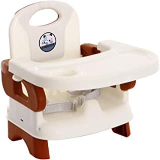 WUYEA Children s Dining Chair with Plate Multifunctional Baby Stool Chair Portable Baby Eating Chair Folding Adjustable