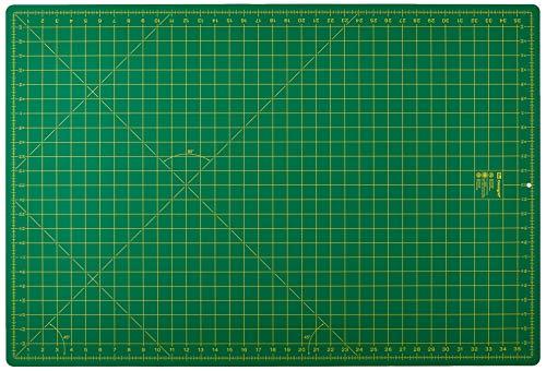 Prym 611382 Schneideunterlage cm/inch-Einteilung, 90x60cm