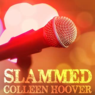 Slammed audiobook cover art