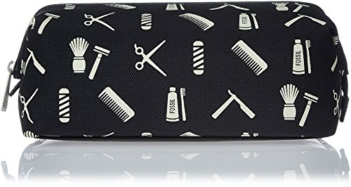 Fossil Framed Print Shave Kit, Navy, One Size